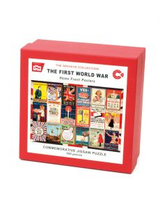 WW1 Home Front Posters Jigsaw