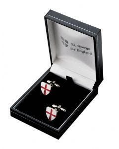 St George Cuff Links