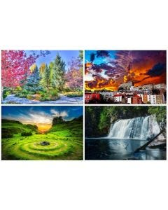 The Scenic Collection Jigsaw Pack