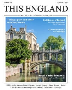 This England single issue - Summer 2019