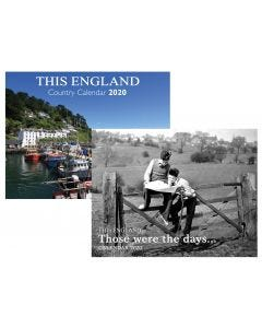 England Now and Then Pack
