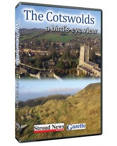 The Cotswolds - A Bird's Eye View DVD