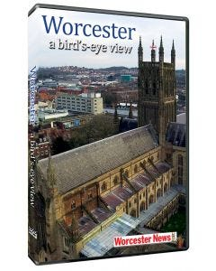 Worcester - A Bird's Eye View DVD