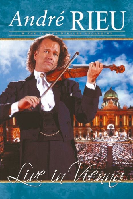 andre rieu dvd amore