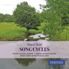 Simon Mold: Song Cycles CD