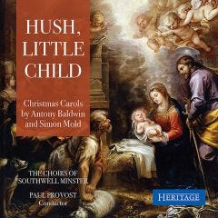 HUSH, LITTLE CHILD: The Choirs of Southwell Minster CD