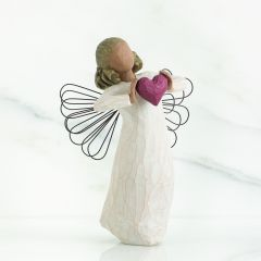 Willow Tree Angel With Love Figurine