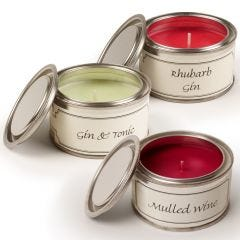 A Little Tipple Candle Pack