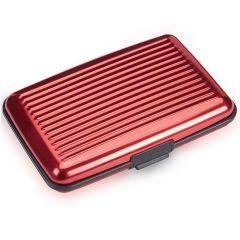 Aluma Wallet +1 FREE - Red