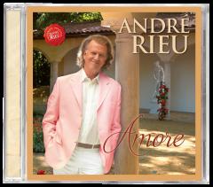 André Rieu: Amore CD & DVD