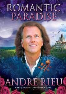 André Rieu: Romantic Paradise DVD