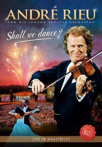 André Rieu Shall We Dance? DVD
