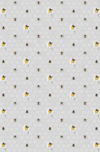 Bee Happy Cotton Tea Towel