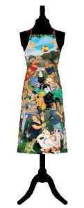Beryl Cook Good Times Cotton Apron