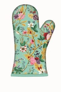 Blue Chintz Gauntlet