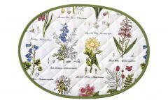 Botanic Garden Quilted Place Mat