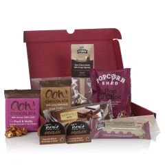 The Chocoholics Letterbox Gift Hamper