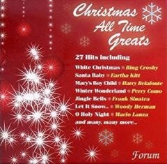 Christmas All Time Greats CD