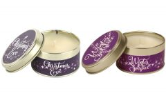 Christmas Eve and Winter Solstice Candle Pack