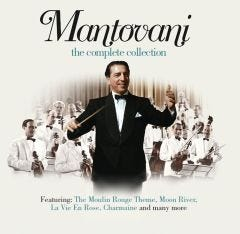 Mantovani 5 CD Set