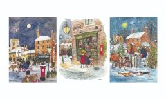 Colin Carr Christmas Cards 2020