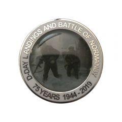 D-Day Landings Commemorative Coin