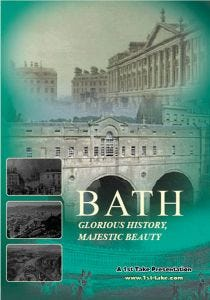 Bath: Glorious History, Majestic Beauty DVD