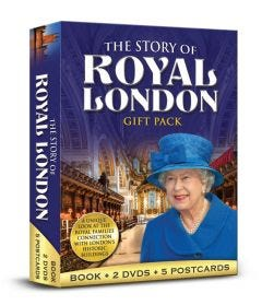 Story Of Royal London DVD & Book Gift Pack