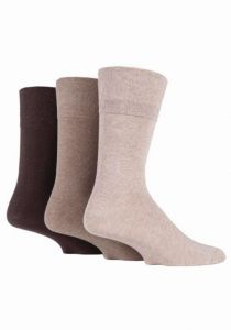 Gents Gentle Grip Diabetic Socks