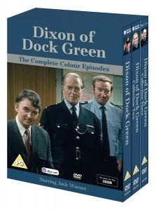 Dixon of Dock Green: series 1-3 (6-DVD Set)