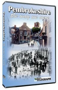 The Way We Were DVD - Pembrokeshire