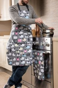 Ewe Beauty PVC Apron