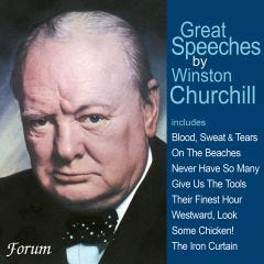Sir Winston Churchill: Great Speeches 1938-1946