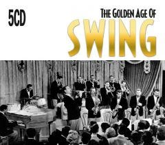 The Golden Age of Swing 5-CD Set
