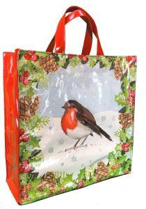 Holly & Robin Medium PVC Bag