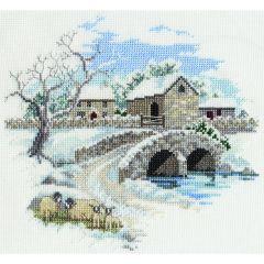 Winterbourne Farm Counted Cross-Stitch