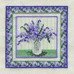Bluebell Counted Cross Stitch Kit