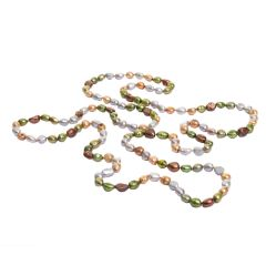 Harmony Pearl Rope Necklace