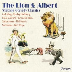 Lion and Albert: Vintage Comedy Classics CD