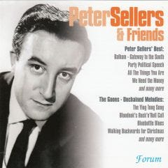 The Best of Peter Sellers /