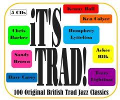 It's Trad! 5-CD Set
