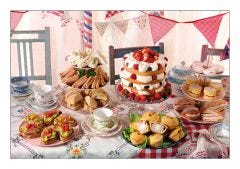 A Great British Tea Party Jigsaw Puzzle