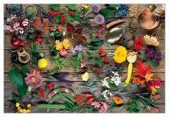 Garden Montage Jigsaw Puzzle