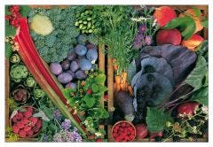 Vegetable Box Jigsaw Puzzle