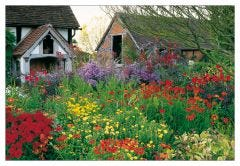 Eastgrove Cottage Jigsaw Puzzle