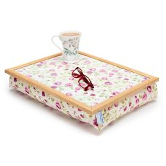 Mulberry Rose Lap Tray