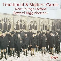 Traditional & Modern Carols from Christ Church Cathedral CD