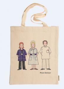 Celebrating Nursing Tote Bag