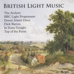 British Light Music CD
