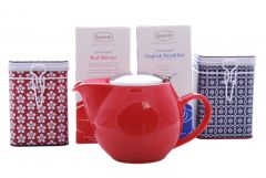 Zaara Teabag and Tin Set